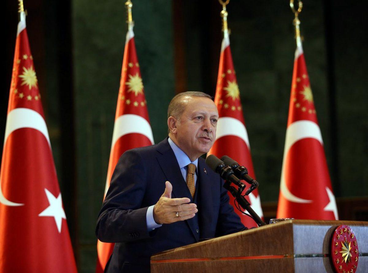 Ταξιδιωτική οδηγία της Τουρκίας για τις ΗΠΑ!