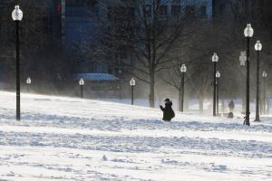 """ΗΠΑ: """"Παρέλυσαν"""" από το δριμύ ψύχος – Πολικές θερμοκρασίες για ρεκόρ"""