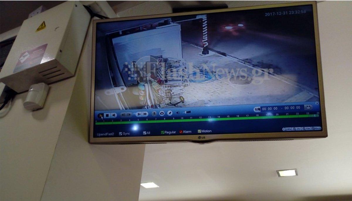 """Κάμερες ασφαλείας """"δείχνουν"""" τον οδηγό που σκότωσε και εγκατέλειψε ηλικιωμένο στα Χανιά [pics]"""