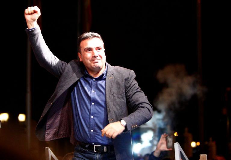 """Ζόραν Ζάεφ: Πιο """"μαλακός"""" από ποτέ! Αποθέωση για τον Τσίπρα – Ζητάει συνάντηση με Καμμένο και Μητσοτάκη"""