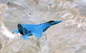 """Συντριβή ισραηλινού F16: Πρώτη φορά ο ισραηλινός στρατός μιλάει για επίθεση σε """"ιρανικούς στόχους"""" στη Συρία"""