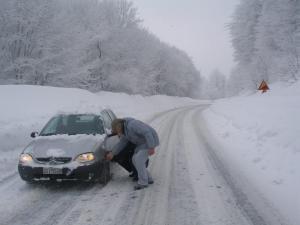 Δυτική Ελλάδα: Τα χιόνια έφεραν προβλήματα σε δρόμους της Αχαϊας, της Ηλείας και της Αιτωλοακαρνανίας!