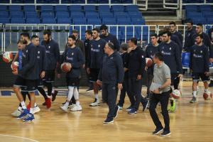 Εθνική Ελλάδας μπάσκετ: Ξεκίνησε η προετοιμασία για Εσθονία και Μ. Βρετανία [pics]
