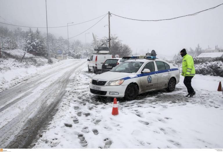 Ξάνθη: Λευκά τοπία και κλειστά σχολεία – Χιονίζει σε πόλεις της Ανατολικής Μακεδονίας – Που χρειάζονται αλυσίδες…