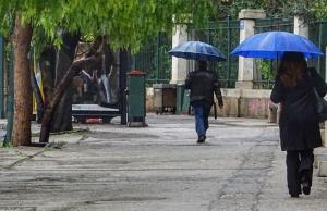 Καιρός: Συνέχεια στην κακοκαιρία με βροχές, καταιγίδες και χιόνια