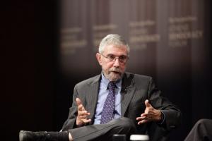 Κρούγκμαν: Η Ελλάδα έκανε εσωτερική υποτίμηση, δεν έχει λόγο να φύγει από το ευρώ