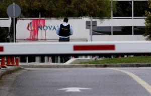 """Ανακοίνωση της Novartis για την εισβολή Ρουβίκωνα – """"Οι αρχές να μας προστατεύσουν"""""""