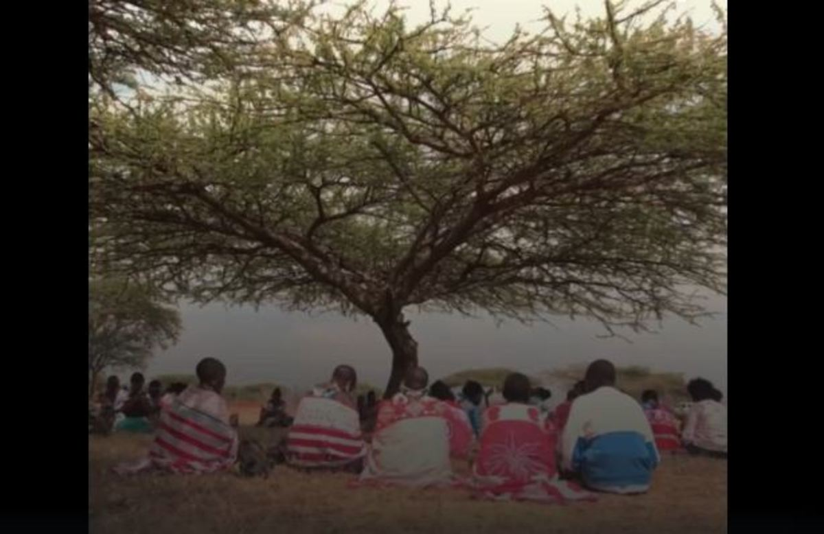 Το χωριό όπου οι άνδρες απαγορεύονται