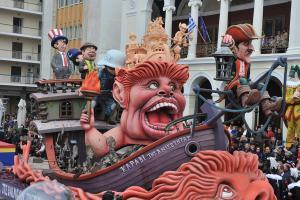 Πατρινό Καρναβάλι 2018: Δείτε LIVE τη Μεγάλη Παρέλαση!