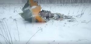 Σοκ: Οι πρώτες εικόνες από την συντριβή του αεροσκάφους