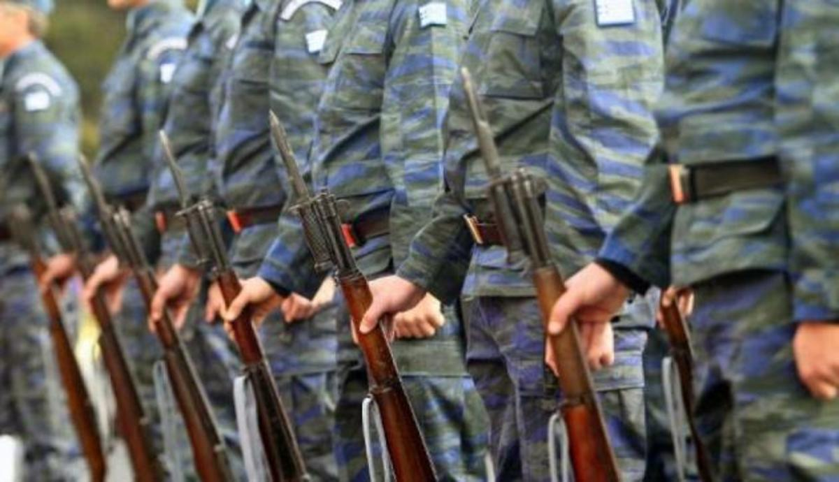 στρατός οπλίτες κέντρα εκπαίδευσης