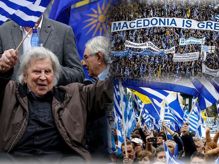 Συλλαλητήριο για την Μακεδονία: Το χρονικό μιας ιστορικής συγκέντρωσης – Πύρινος λόγος Μίκη