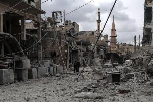 Συρία: Έκκληση της Ε.Ε για εκεχειρία στην Ανατολική Γούτα – Επιστολή Μέρκελ και Μακρόν σε Πούτιν