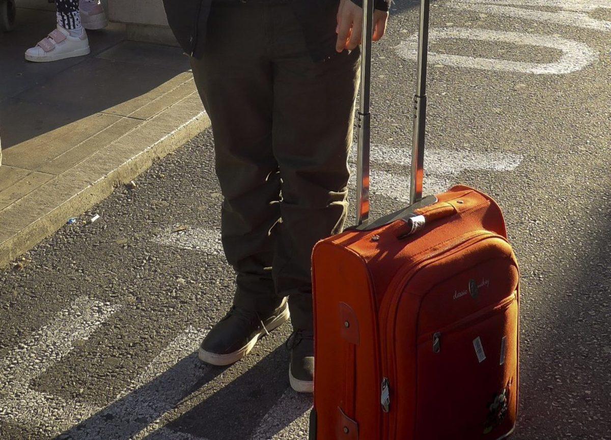 """Αναστάτωση στη Θεσσαλονίκη από """"ύποπτη"""" βαλίτσα"""