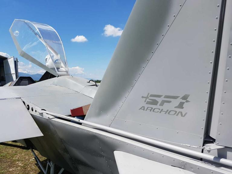 """Φλώρινα: Αυτό είναι το διθέσιο αεροπλάνο """"Made in Greece"""" – Ξεκίνησαν οι δοκιμαστικές πτήσεις [pic]"""
