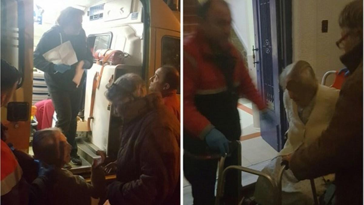 Εφιάλτης σε γηροκομείο στην Αγία Παρασκευή – Χωρίς φαγητό και θέρμανση 14 ηλικιωμένοι