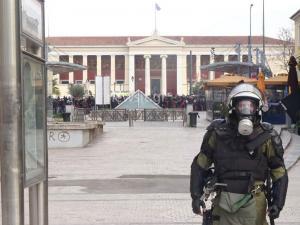 Συλλαλητήριο για τη Μακεδονία: Αντισυγκέντρωση στην Αθήνα [pics]