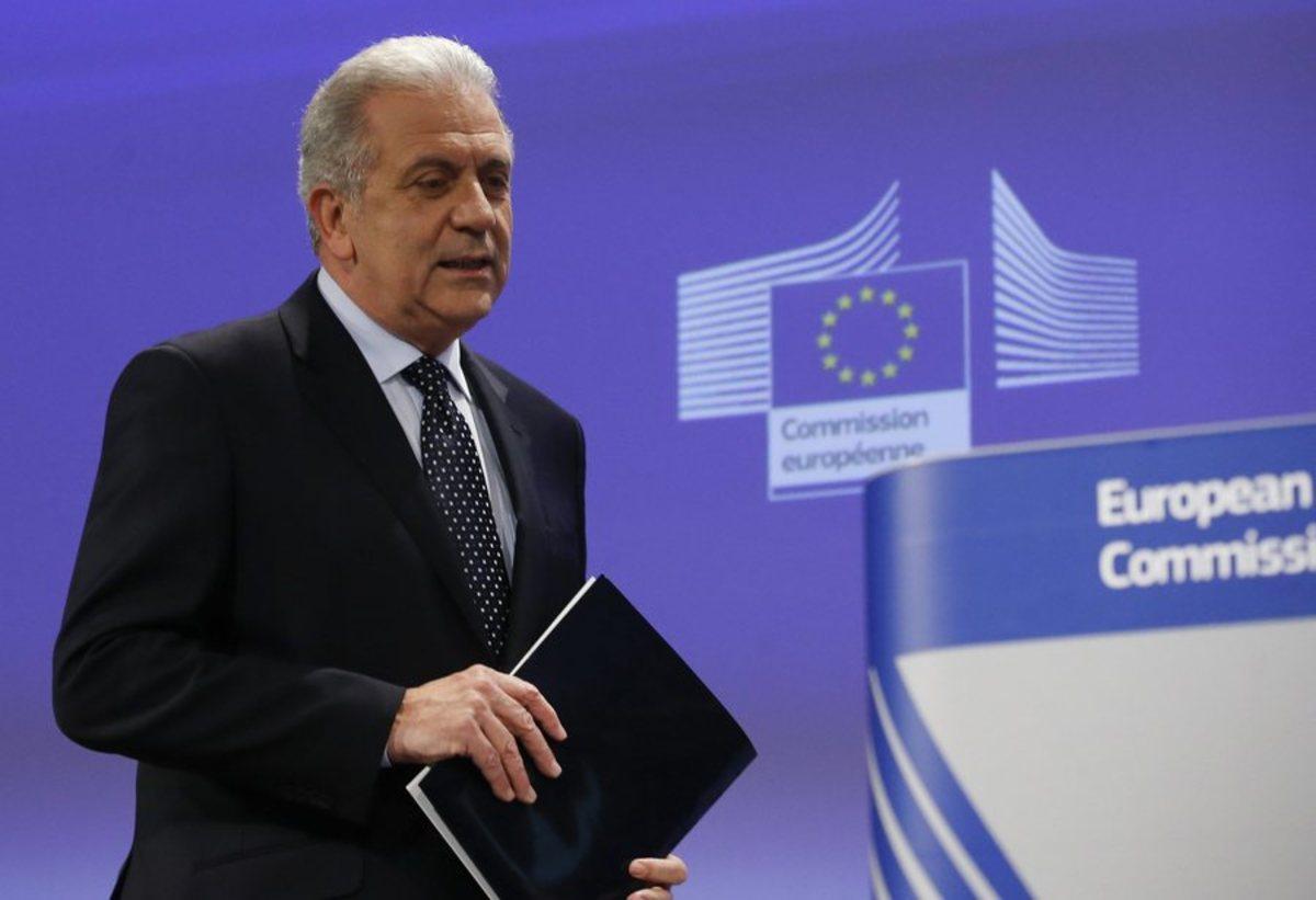 Αβραμόπουλος Κομισιόν Novartis