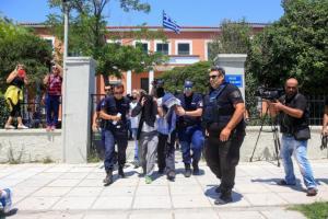 Παραιτήθηκε η πρόεδρος Εφετών από την υπόθεση των 8 Τούρκων αξιωματικών