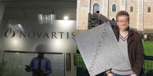 Novartis: Πρόσωπο κλειδί ο Χημικός από την Θεσσαλονίκη που προσπάθησε να αυτοκτονήσει;
