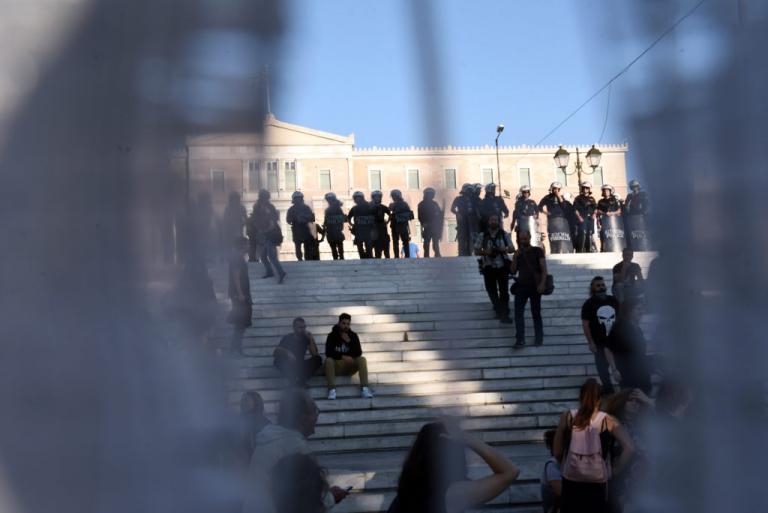 """Συλλαλητήριο: """"Φρούριο"""" η Αθήνα σήμερα! Κλειστοί δρόμοι και συγκεντρώσεις"""