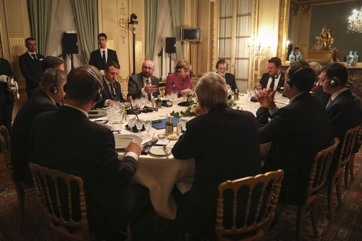 Σύνοδος Κορυφής Βρυξέλλες