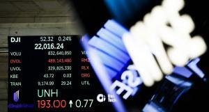 """""""Ανάσα"""" για τον Dow Jones μετά την ελεύθερη πτώση που… συγκλόνισε τον κόσμο"""