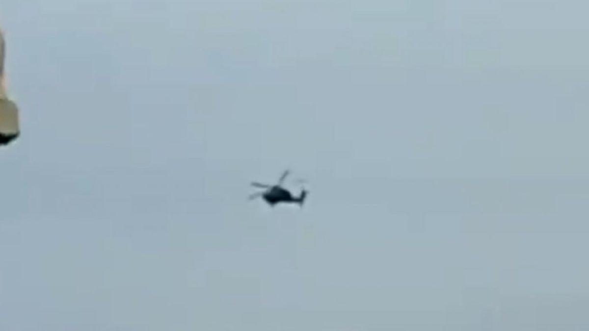 """Συρία: Τα """"γυρίζει"""" η Τουρκία – """"Δεν ξέρουμε αν μας κατέρριψαν το ελικόπτερο η αν έπεσε από βλάβη"""""""
