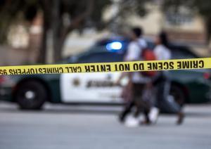 Φλόριντα: Εικόνες τρόμου μέσα από το σχολείο [pics, vids]