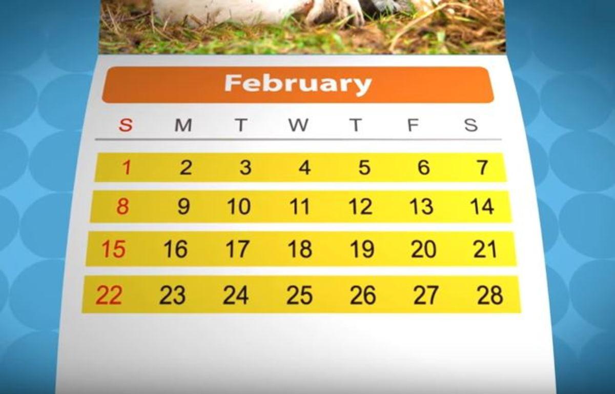 γιατί ο Φεβρουάριος έχει 28 μέρες