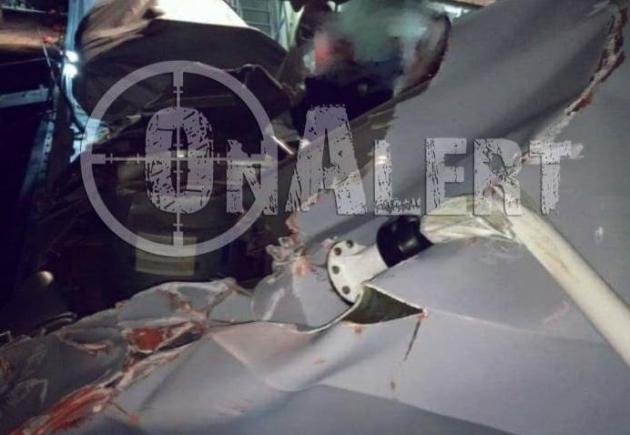 """Επεισόδιο στα Ίμια: Το """"λαβωμένο"""" ΓΑΥΔΟΣ στο Ναύσταθμο της Σαλαμίνας"""