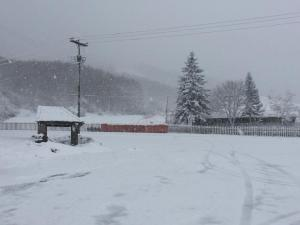 Σφοδρές χιονοπτώσεις στην Ήπειρο [pics]