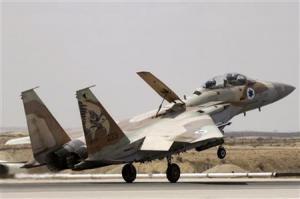 Ισραηλινό μαχητικό F16 κατερρίφθη από συριακά πυρά ανακοίνωσαν οι ισραηλινές ένοπλες δυνάμεις