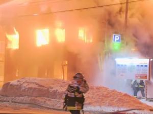 Κόλαση πυρός στην Ιαπωνία: 11 νεκροί από φωτιά σε γηροκομείο [vids]