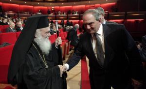 Κώστας Καραμανλής – Αρχιεπίσκοπος Ιερώνυμος: Η μυστική συνάντηση πριν το συλλαλητήριο