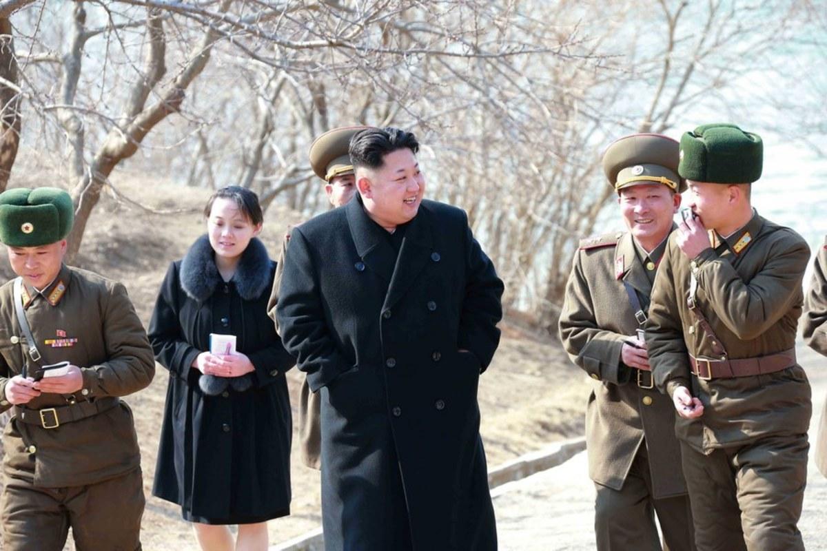 Βόρεια Κορέα Κιμ Γιονγκ Ουν