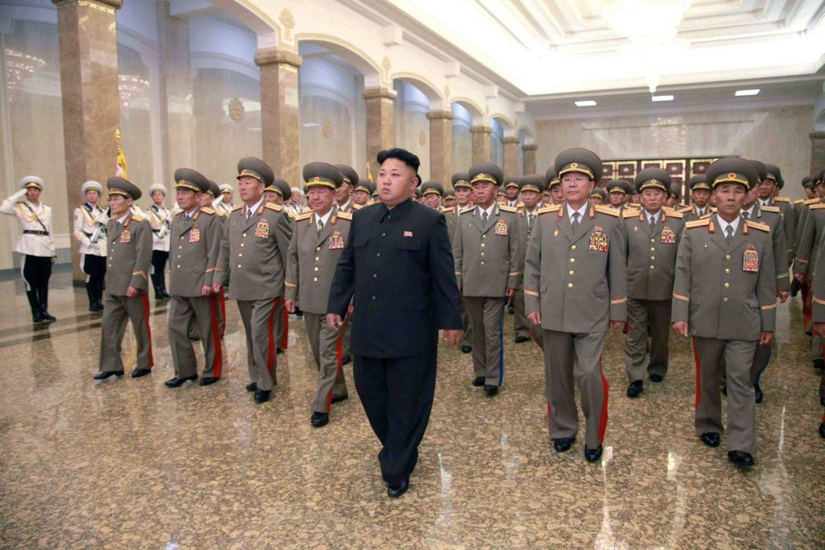 Βόρεια Κορέα Κιμ Γιονγκ Ουν ΟΗΕ Γκουτέρες