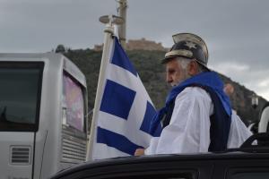 Άργος: Και ο… Κολοκοτρώνης στο συλλαλητήριο για τη Μακεδονία! [pics]