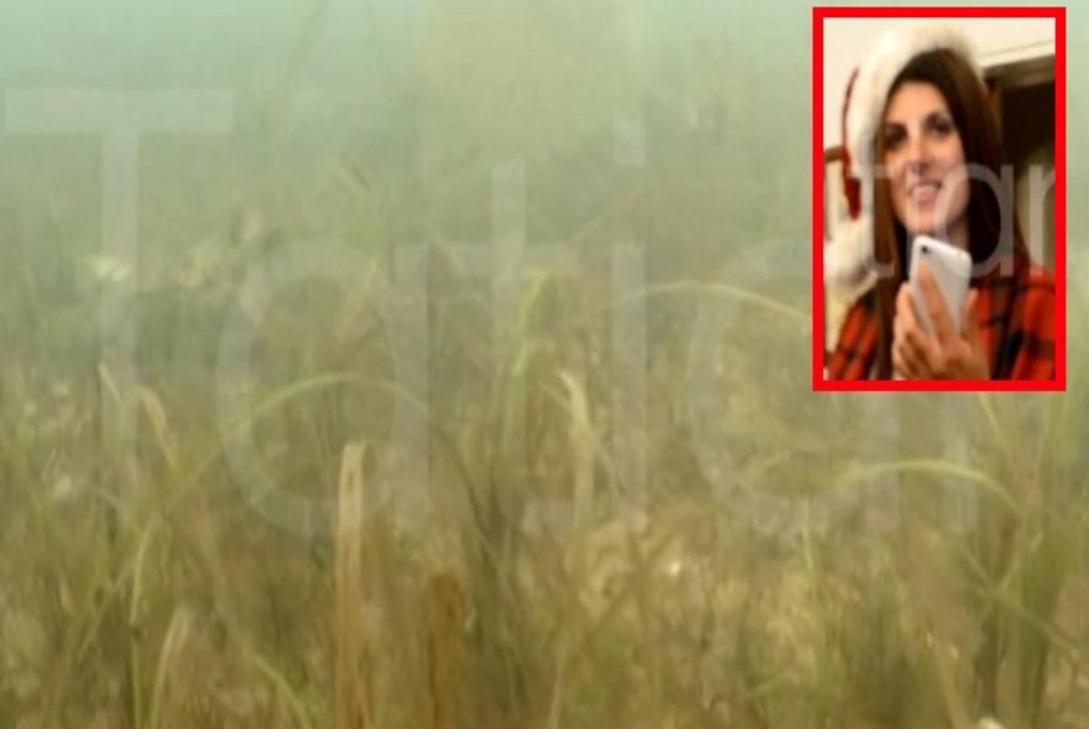 Ειρήνη Λαγούδη: Εικόνες από τις έρευνες στο βυθό της Τριχωνίδας για το χαμένο κινητό – Ξεσπάει ο αδερφός της!