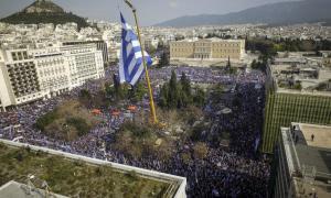 Συλλαλητήριο για την Μακεδονία LIVE – Όλο το χρονικό