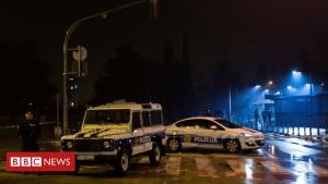 Επίθεση στην πρεσβεία των ΗΠΑ στο Μαυροβούνιο