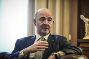 Μοσκοβισί: Ανοίγει ο δρόμος για την δόση των 5,7 δισ. προς την Ελλάδα