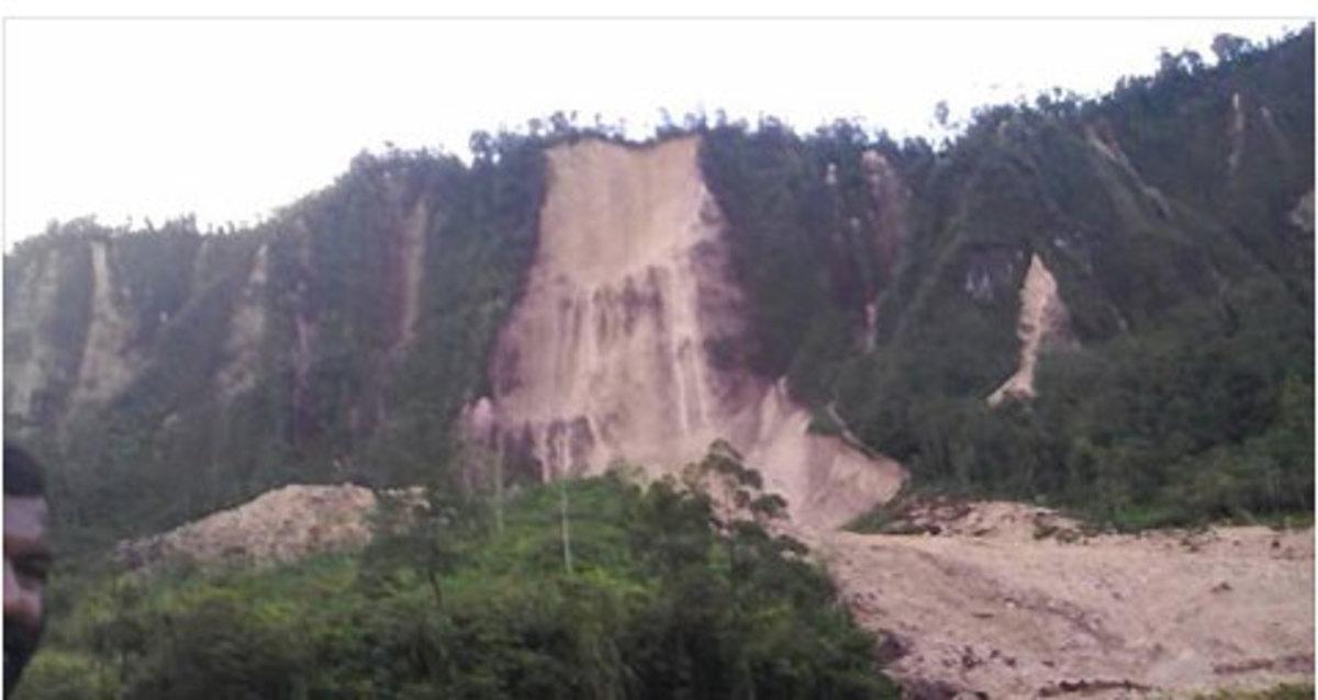 Παπούα - Νέα Γουινέα σεισμός