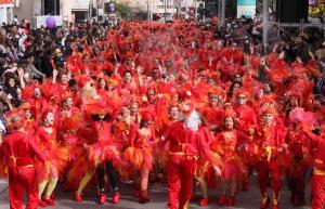 Πατρινό Καρναβάλι 2018: Ήρθε η ώρα για τη Μεγάλη Παρέλαση!