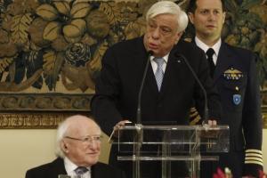 Παυλόπουλος: Μένουμε στο Ευρωπαϊκό Σκάφος με τεράστιες θυσίες για τους λαούς μας