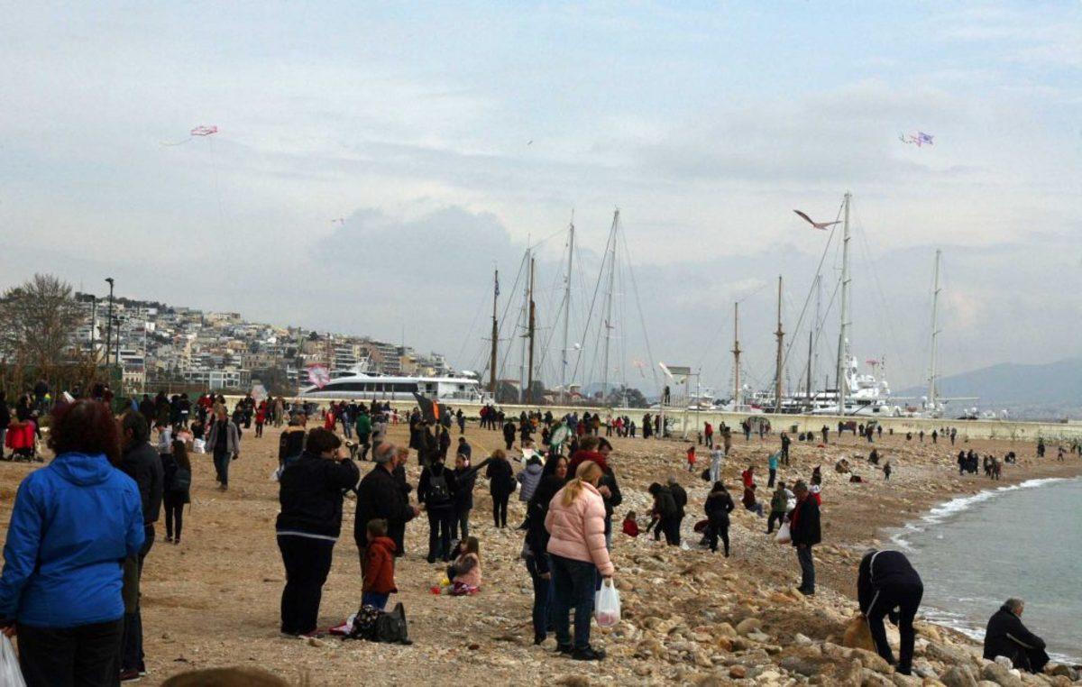 Έτσι γιόρτασαν τα Κούλουμα στον δήμο Πειραιά