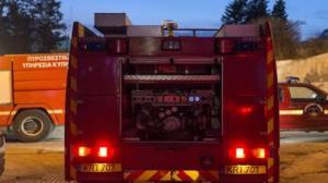 Φωτιά σε σπίτι στα Χανιά – Στο ΚΑΤ δύο νεαροί