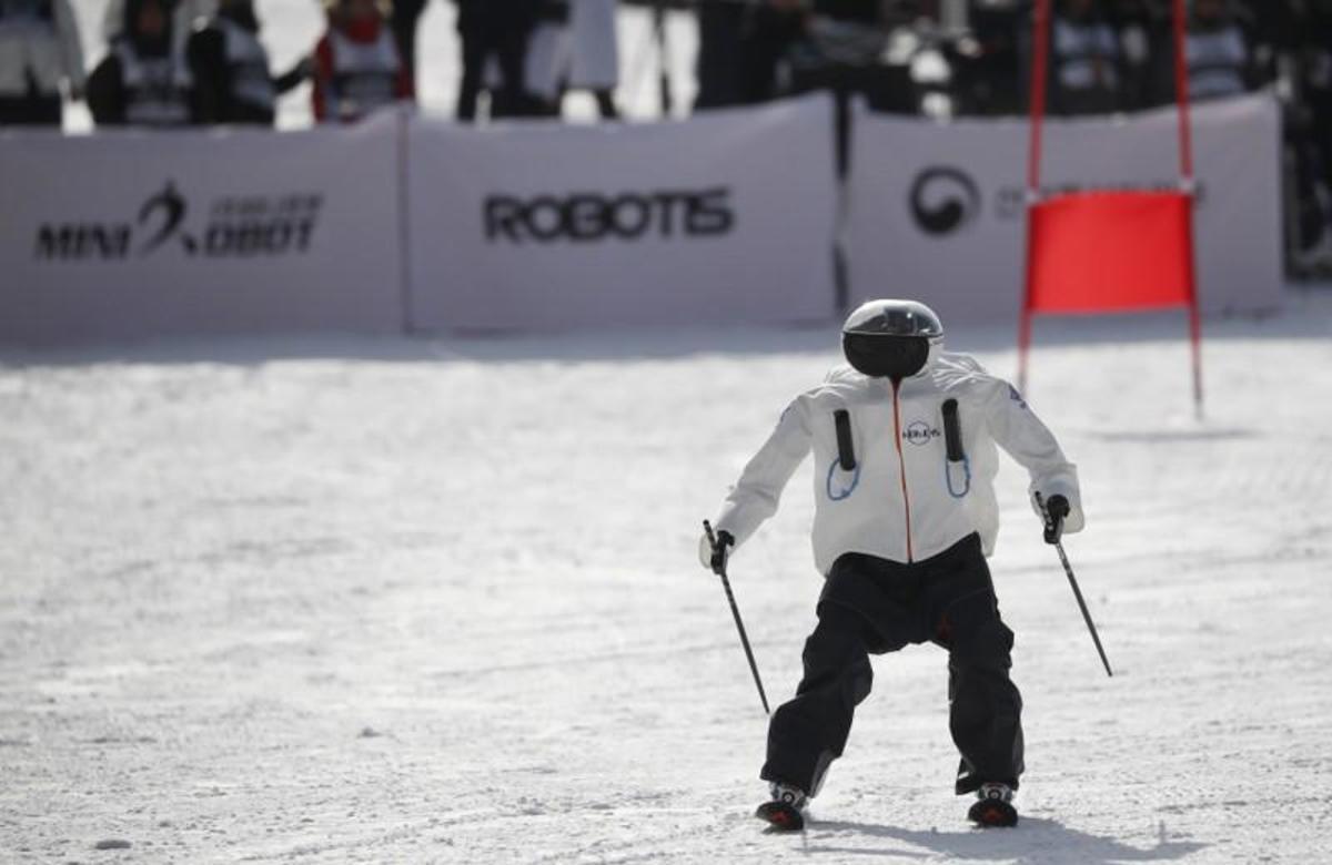 ρομπότ σκι