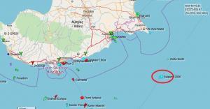 Θρίλερ στην Κυπριακή ΑΟΖ! Οι Τούρκοι απείλησαν ξανά με βύθιση το ιταλικό γεωτρύπανο Saipem 12000!