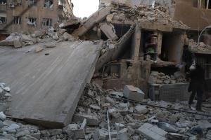 Σε Μόσχα και Αγία Πετρούπολη δεκάδες τραυματίες από τη Συρία
